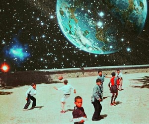 surrealism and universe image