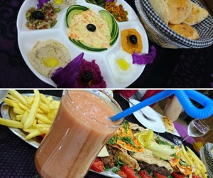 delicious, dishes, and food image