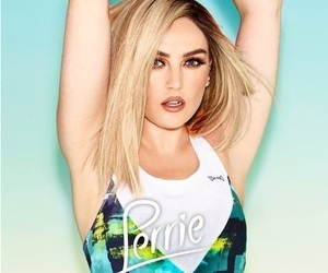 perrie edwards, little mix, and usa pro image