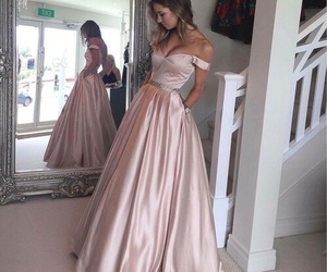 dress, cute, and formal image