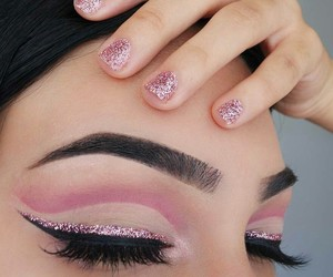 love relationship, tumblr instagram, and eyes eyebrows brows image