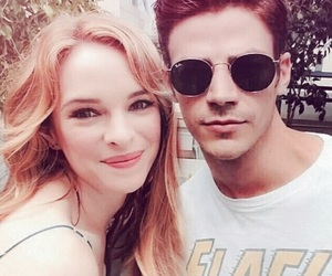 danielle panabaker, flash, and the flash image