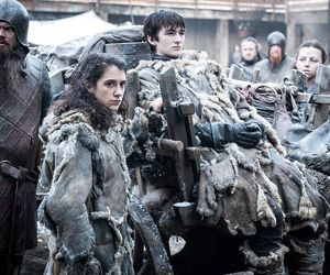 the great war, the wall, and bran stark image