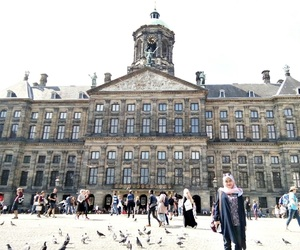 amsterdam, europe, and volendam image