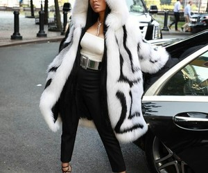 nicki minaj, style, and fashion image