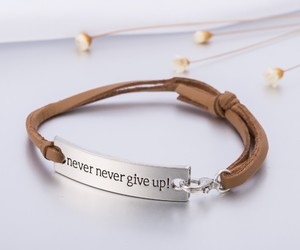 bracelet, quotes, and charms bracelet image