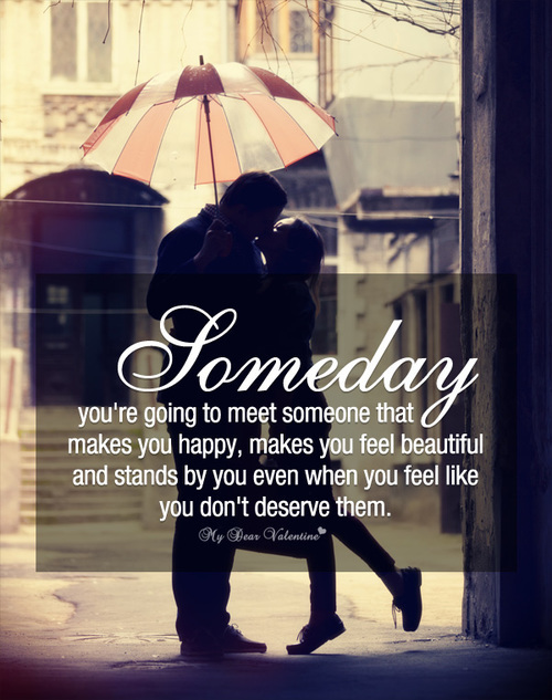 love, someday, and quote image