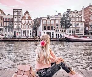 amsterdam, fashion, and girl image