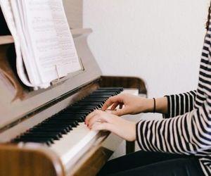 photography, piano, and alternative image