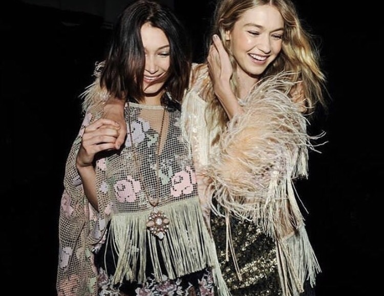 gigi hadid, model, and bella hadid image