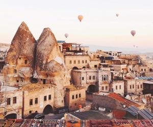 aesthetic, alternative, and cappadocia image