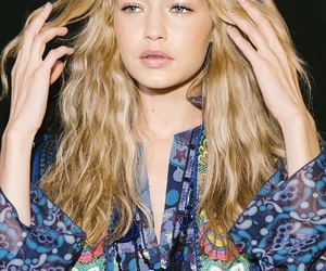 gigi hadid, model, and fashion image