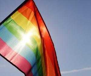 gay, girl, and love image
