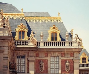 architecture, baroque, and france image