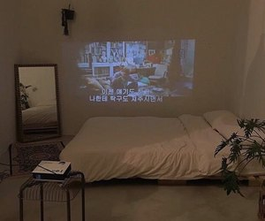 aesthetic, interior, and korean image