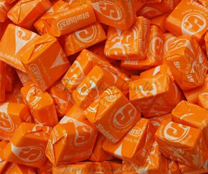 orange, aesthetic, and sweet image