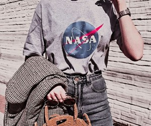 fashion, nasa, and accessories image