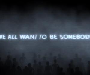 black, dark, and Lyrics image