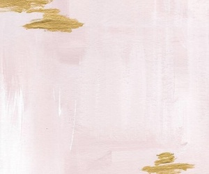 gold and pink image