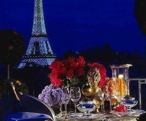 paris, romantic, and luxury image