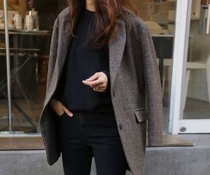 fashion, outfit, and classy image