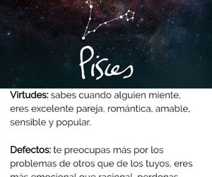 zodiaco, frases español, and piscis image