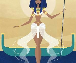 egypt, egyptian, and historical image