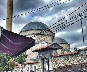 chic, travel, and prizren image
