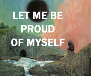 art, myself, and painting image