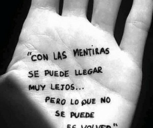 frases and mentiras image