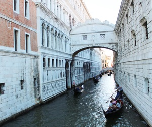 city, summer, and venice image