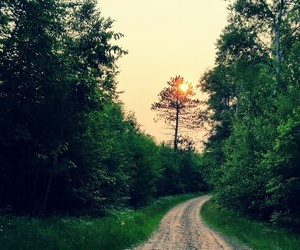 country life, backroads, and country road image