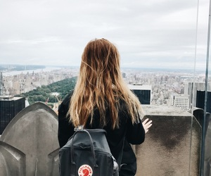 aesthetic, city, and manhattan image
