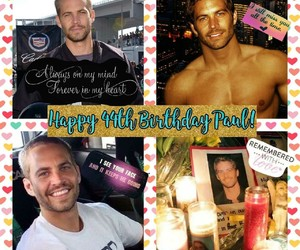 i miss you, brian o'connor, and paul walker image