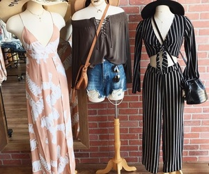 clothes, fashion, and romper image