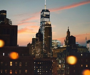 aesthetic, landscape, and new york image