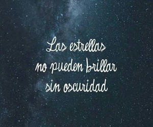 frases, stars, and wallpaper image