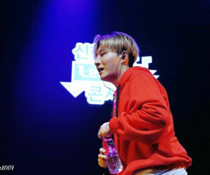 k-pop, kpop, and rapper image