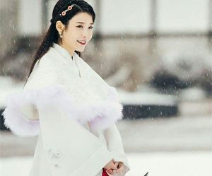 iu, hae soo, and moon lovers image