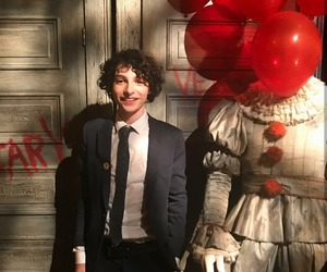 finn wolfhard and it image
