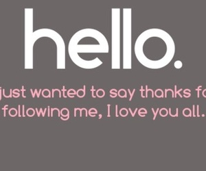 followers, 400, and thanks image