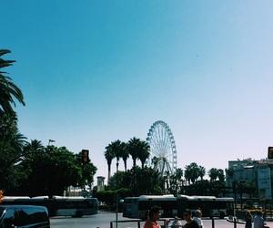 Malaga, vacation, and view image