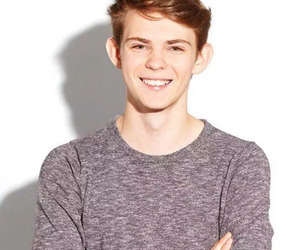robbie kay, beautiful, and tommy clarke image