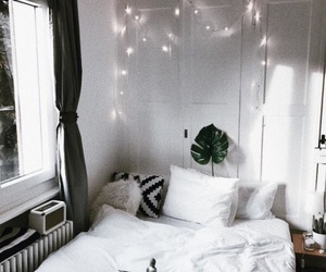 bed, decor, and diy image