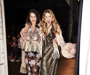 Anna Sui, backstage, and hq image