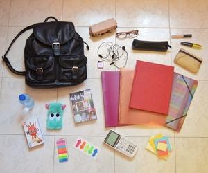 backpack chicklist :-