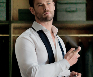 chris hemsworth, beauty, and handsome image