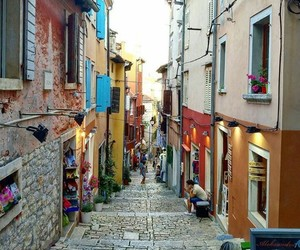 chic, Croatia, and hipster image