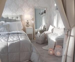 interior, decor, and white image