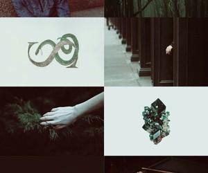 harry potter, slytherin, and serpentard image